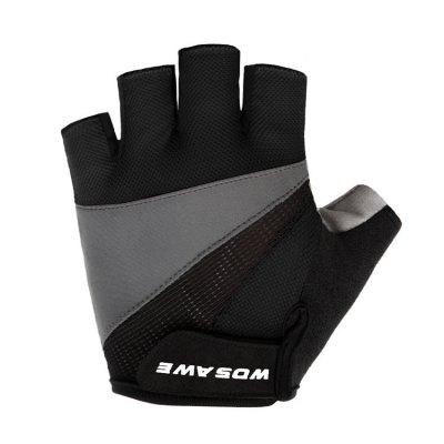 WOSAWE?BST - 008 - B ) Pair of Half-finger Cycling GlovesCycling Gloves<br>WOSAWE?BST - 008 - B ) Pair of Half-finger Cycling Gloves<br><br>Brand: WOSAWE<br>Package Contents: 1 x Pair of Gloves<br>Package size (L x W x H): 20.00 x 14.00 x 1.00 cm / 7.87 x 5.51 x 0.39 inches<br>Package weight: 0.0700 kg<br>Product weight: 0.0450 kg<br>Size: XL