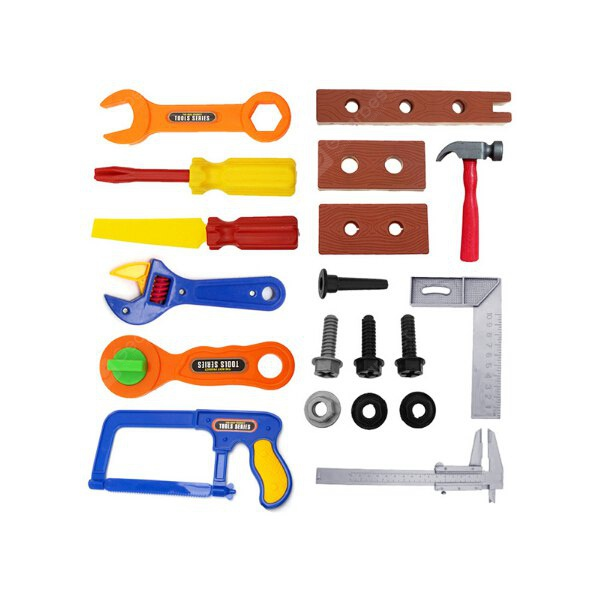 Buy 1Miniature Repair Tool Pretend Play Toy COLORMIX