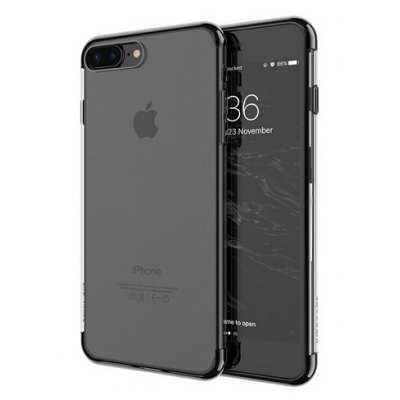 Electroplating Phone Cover Case for iPhone 7 Plus