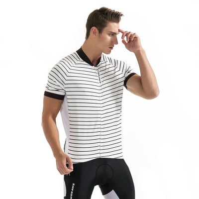 WOSAWE BC243 Male Short Sleeve Cycling Shirt TopsCycling Clothings<br>WOSAWE BC243 Male Short Sleeve Cycling Shirt Tops<br><br>Brand: WOSAWE<br>Material: Polyester<br>Package Contents: 1 x Cycling Shirt Tops<br>Package size (L x W x H): 25.00 x 20.00 x 3.00 cm / 9.84 x 7.87 x 1.18 inches<br>Package weight: 0.2200 kg<br>Product weight: 0.2000 kg<br>Size: L<br>Type: Short sleeve Tops