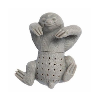 Creative Silicone Sloth Style Tea FilterOther Kitchen Accessories<br>Creative Silicone Sloth Style Tea Filter<br><br>Available Color: Gray<br>Material: Silicone<br>Package Contents: 1 x Tea Filter<br>Package size (L x W x H): 9.00 x 7.40 x 5.20 cm / 3.54 x 2.91 x 2.05 inches<br>Package weight: 0.0600 kg<br>Product size (L x W x H): 7.00 x 5.40 x 3.20 cm / 2.76 x 2.13 x 1.26 inches<br>Product weight: 0.0320 kg<br>Type: Other Kitchen Accessories