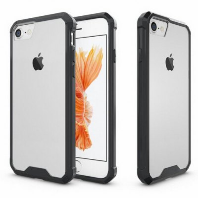 Creative Transparent Phone Cover for iPhone 7