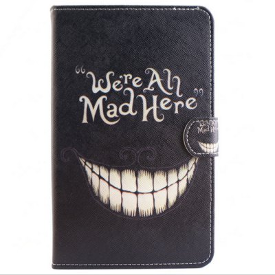 Teeth Style Protective Cover for Samsung Galaxy Tab 4 T230