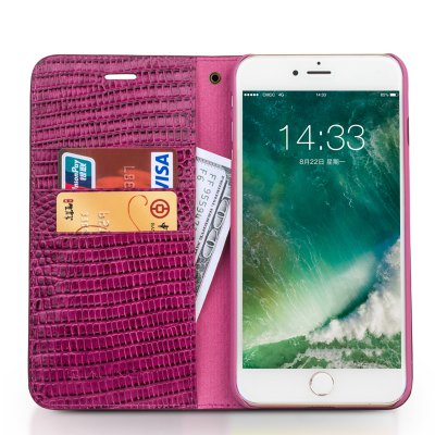 QIALINO PU Elegant Full Case for iPhone 7 PlusiPhone Cases/Covers<br>QIALINO PU Elegant Full Case for iPhone 7 Plus<br><br>Brand: QIALINO<br>Features: Anti-knock<br>Material: PU Leather<br>Package Contents: 1 x Case<br>Package size (L x W x H): 13.00 x 2.50 x 18.00 cm / 5.12 x 0.98 x 7.09 inches<br>Package weight: 0.2450 kg<br>Product size (L x W x H): 8.20 x 1.70 x 16.00 cm / 3.23 x 0.67 x 6.3 inches<br>Product weight: 0.0920 kg<br>Style: Modern