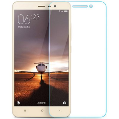 Naxtop 1pc Tempered Glass Film for Xiaomi Redmi 4