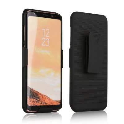 Waist Clip Case with Stand for Samsung Galaxy S8