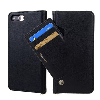 PU Leather Cover Case for iPhone 7 Plus