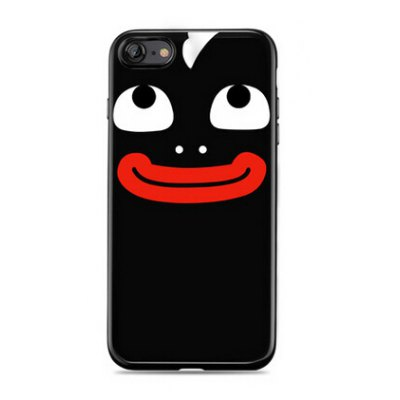Cartoon Funny Expression Cover Case for iPhone 7