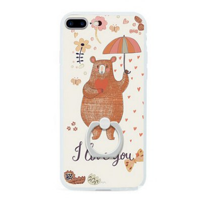 Cartoon Phone Case for iPhone 7 Plus