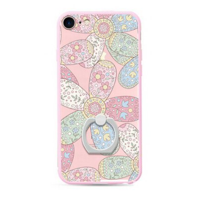 Colorful Flowers Painting Pattern Mobile Cover for iPhone 7
