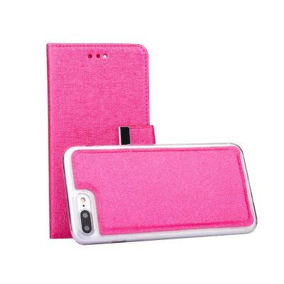 Oracle Texture Cover Case for iPhone 7 PlusiPhone Cases/Covers<br>Oracle Texture Cover Case for iPhone 7 Plus<br><br>Features: FullBody Cases<br>Material: PU Leather<br>Package Contents: 1 x Phone Cover Case<br>Package size (L x W x H): 17.00 x 9.00 x 3.00 cm / 6.69 x 3.54 x 1.18 inches<br>Package weight: 0.2250 kg<br>Product size (L x W x H): 16.00 x 8.50 x 2.00 cm / 6.3 x 3.35 x 0.79 inches<br>Product weight: 0.1220 kg<br>Style: Solid Color