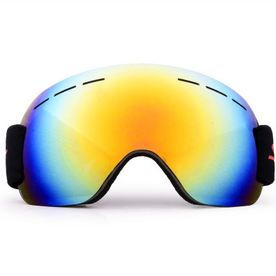 Robesbon HX01 Anti-fog Protective Sports Skiing Glasses