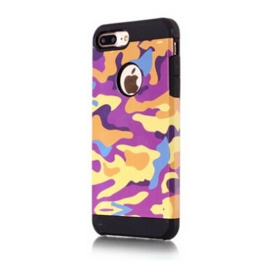 Colorful Pattern Design Cover Case for iPhone 7 Plus