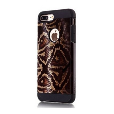 Leopard Print Cover Case for iPhone 7 Plus