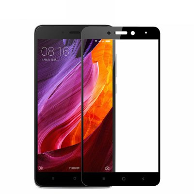 Naxtop 0.26mm 9H Tempered Glass Protective Film for Xiaomi Redmi Note 4X ( 4GB + 64GB ) High Version - 1PC
