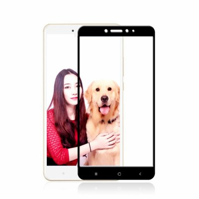 Naxtop 0.26mm 9H Tempered Glass Protective Film for Xiaomi Mi Max 2 - 1PC