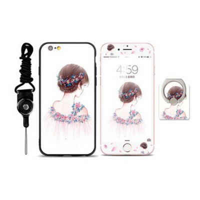 Cute Pattern Cover Case for iPhone 6 Plus / 6S Plus