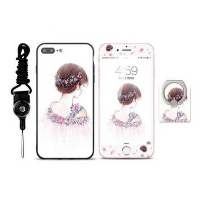 Novelty Fullbody Cover Case for iPhone 7 Plus