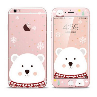 Cute Bear Shockproof Case for iPhone 6 Plus / 6S Plus