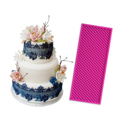 Pearl Style Wedding Cake Edge Decoration MoldCake Molds<br>Pearl Style Wedding Cake Edge Decoration Mold<br><br> Product weight: 0.1900 kg<br>Material: Silicone<br>Package Contents: 1 x Mold<br>Package size (L x W x H): 27.00 x 13.00 x 3.00 cm / 10.63 x 5.12 x 1.18 inches<br>Package weight: 0.2500 kg<br>Product size (L x W x H): 25.00 x 10.00 x 2.00 cm / 9.84 x 3.94 x 0.79 inches<br>Type: Other Kitchen Accessories