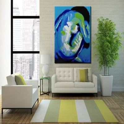 Abstract Nude Girl Canvas Oil PaintingOil Paintings<br>Abstract Nude Girl Canvas Oil Painting<br><br>Craft: Oil Painting<br>Form: One Panel<br>Material: Canvas<br>Package size (L x W x H): 72.00 x 6.00 x 6.00 cm / 28.35 x 2.36 x 2.36 inches<br>Package weight: 0.6200 kg<br>Painting: Without Inner Frame<br>Product size (L x W x H): 90.00 x 60.00 x 1.00 cm / 35.43 x 23.62 x 0.39 inches<br>Product weight: 0.5000 kg<br>Shape: Horizontal<br>Style: Abstract<br>Subjects: Nude<br>Suitable Space: Bedroom,Dining Room,Hotel,Outdoor