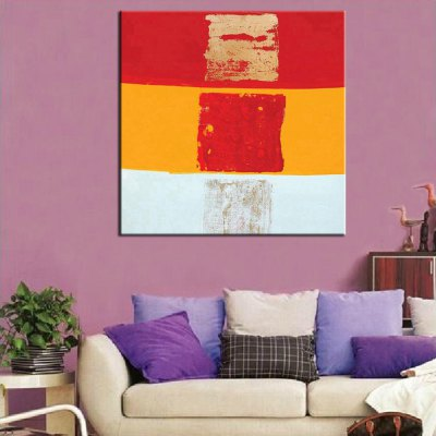 Mintura Colorful Abstract Canvas Oil Painting Home DecorOil Paintings<br>Mintura Colorful Abstract Canvas Oil Painting Home Decor<br><br>Brand: Mintura<br>Craft: Oil Painting<br>Form: One Panel<br>Material: Canvas<br>Package Contents: 1 x Painting<br>Package size (L x W x H): 71.00 x 4.00 x 4.00 cm / 27.95 x 1.57 x 1.57 inches<br>Package weight: 0.3800 kg<br>Painting: Without Inner Frame<br>Product size (L x W x H): 60.00 x 60.00 x 0.10 cm / 23.62 x 23.62 x 0.04 inches<br>Product weight: 0.3000 kg<br>Shape: Square<br>Style: Modern<br>Subjects: Abstract<br>Suitable Space: Bedroom,Dining Room,Hotel,Living Room