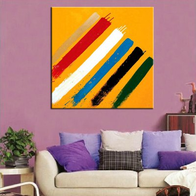 Mintura Modern Abstract Canvas Oil Painting Home DecorOil Paintings<br>Mintura Modern Abstract Canvas Oil Painting Home Decor<br><br>Brand: Mintura<br>Craft: Oil Painting<br>Form: One Panel<br>Material: Canvas<br>Package Contents: 1 x Painting<br>Package size (L x W x H): 71.00 x 4.00 x 4.00 cm / 27.95 x 1.57 x 1.57 inches<br>Package weight: 0.3800 kg<br>Painting: Without Inner Frame<br>Product size (L x W x H): 60.00 x 60.00 x 0.10 cm / 23.62 x 23.62 x 0.04 inches<br>Product weight: 0.3000 kg<br>Shape: Square<br>Style: Abstract<br>Subjects: Abstract<br>Suitable Space: Bedroom,Dining Room,Hotel,Living Room