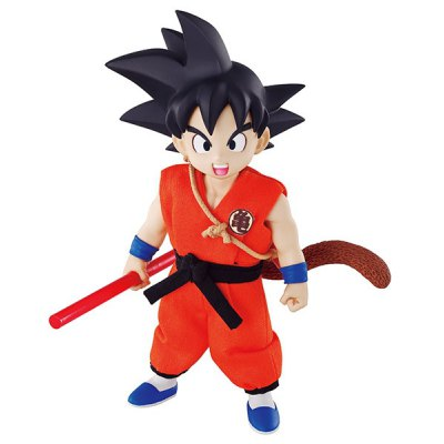 Animation Character Childhood Wukong for Decoration
