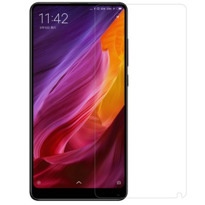 Naxtop High Definition Tempered Glass for Xiaomi Mi Mix 2