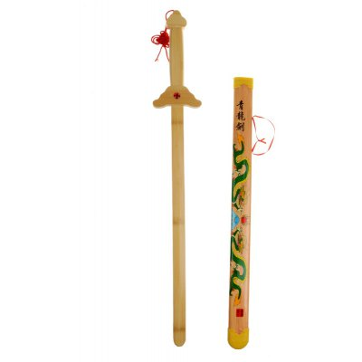 Novel Toy Simulation Sword and Scabbard 2pcs