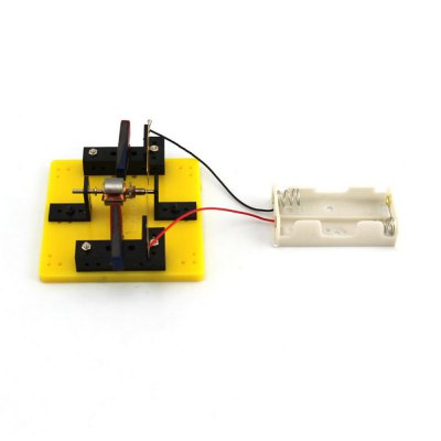 DIY DC Motor Model Science Intelligence Toy