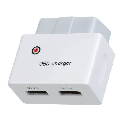Jtron 04190032 OBD to USB Charger