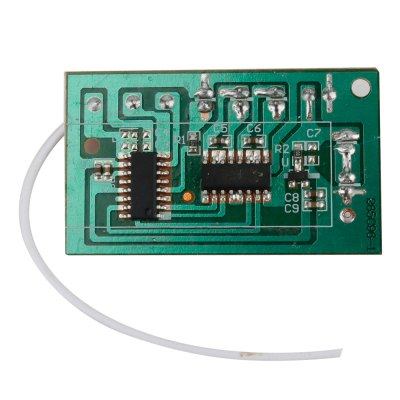 WPL Receiver Board for B - 1 / B - 24 RC Military Truck
