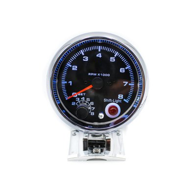 YKT - AB161 3.75 inch Car Tachometer Gauge with Shift Light