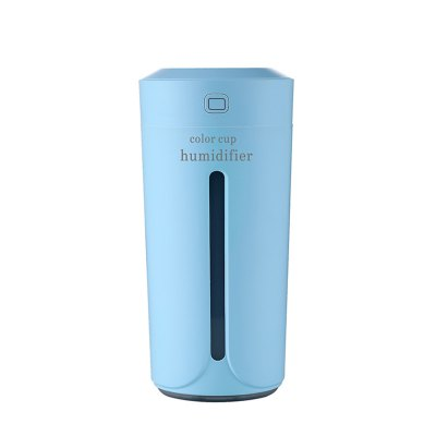 YKT - AB118 USB Air Mist Humidifier with LED Night Lights