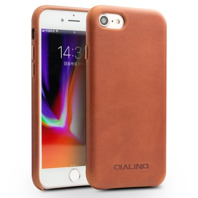 QIALLINO Drop-proof Back Cover Case for iPhone 7 / 8