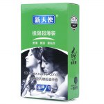 cheap NEW ANGLE Condoms 10pcs Ultrathin Double Lubricant Adult Products for Couples