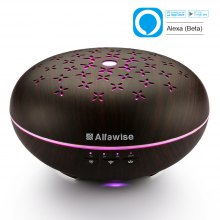 Alfawise SJ - 07B Humidifier Essential Oil Diffuser
