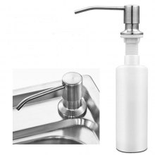 Cozzine 7001 Mounted Stainless Steel Sink Soap Dispenser