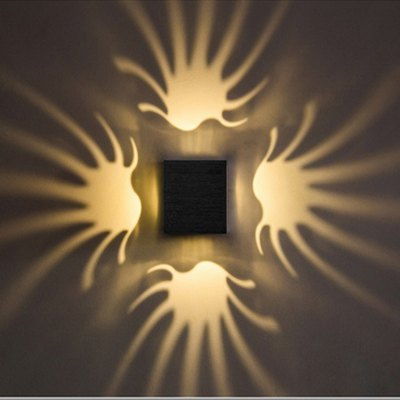 3D Wall Lamps