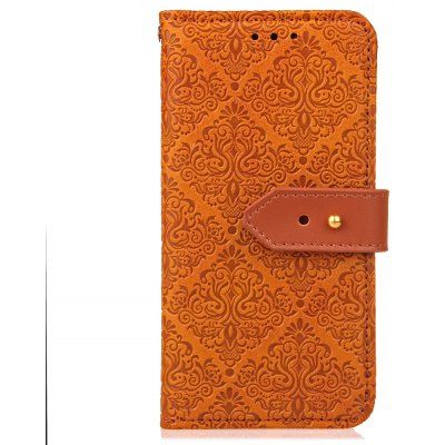 Yc European Style Card Lanyard Pu Leather Stand Case for Samsung Note 8