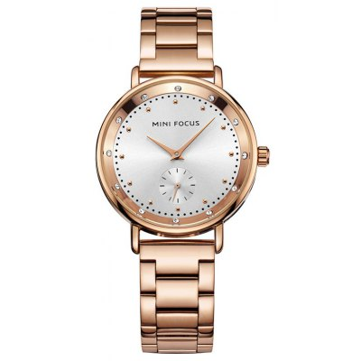 MINI FOCUS Mf0037L 4449 Elegant Quartz Female Watch