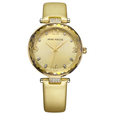 MINI FOCUS Mf0038L 4450 Elegant Women Watch