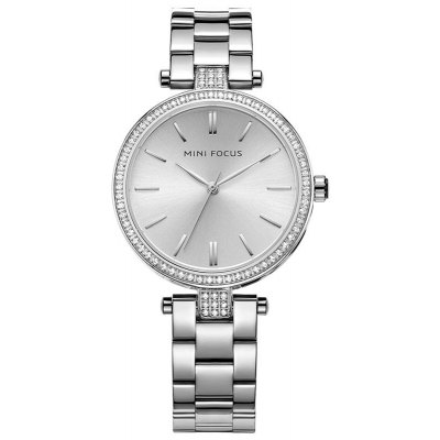 MINI FOCUS Mf0039l 4451 Steel Band Women Watch