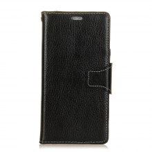 KaZiNe Crazy Horse Stripes Luxury Genuine Leather Wallet Case For Samsung Note 8
