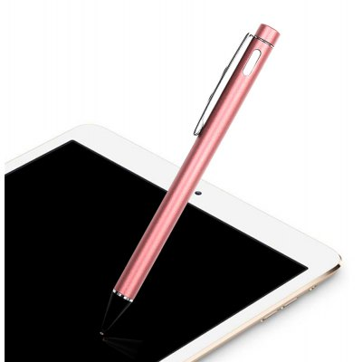 1.8MM Stylus Pen Active Touch Screen Drawing Pen Usb Charging Capacitor for Iphone / Ipad / Tablets Pc / Samsung