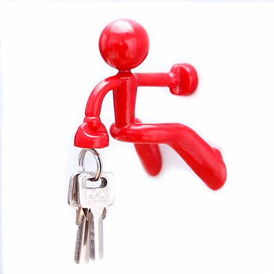 Super Strong Magnetic Key Holder Hook Refrigerator Sticker