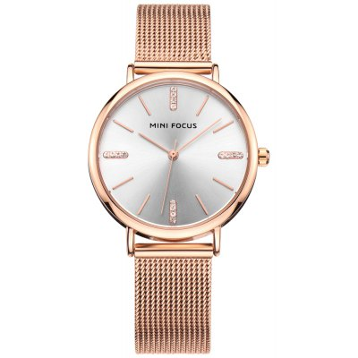 MINI FOCUS MF0036L 4293 Quartz Movement Women Watch