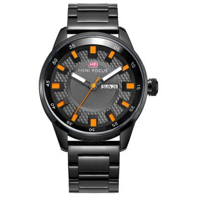 MINI FOCUS MF0027G 4294 Quartz Movement Men Watch