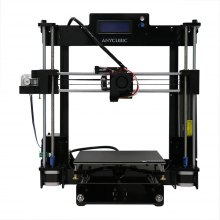 Anycubic Prusa I3 Semi-assembled 3D Printer